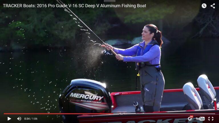 amy tracker fishing beauty